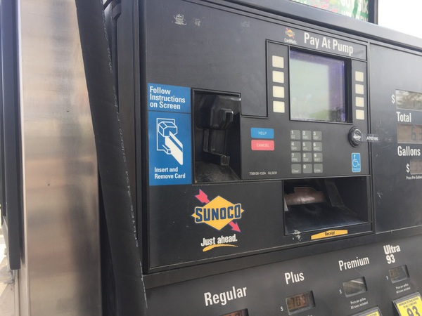 Credit Card Skimming Device Found On Diesel Pump At Howell Gas Station
