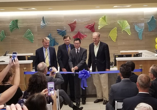 Ribbon Cutting Held For New $175 Million Medical Facility