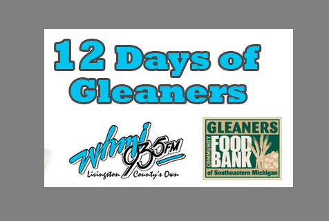 Ford To Match Every Dollar Donated During 12 Days Of Gleaners