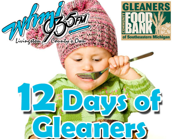 12 Days Of Gleaners Is Underway