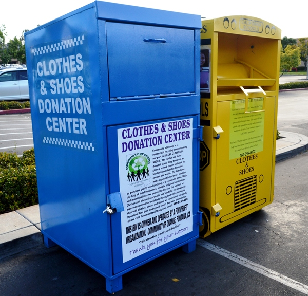 Fees Set For Collection Bins In City Of Howell