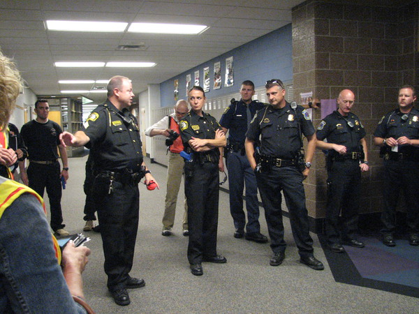 Training Exercise Planned In Brighton For Aftermath Of Active School Shooter