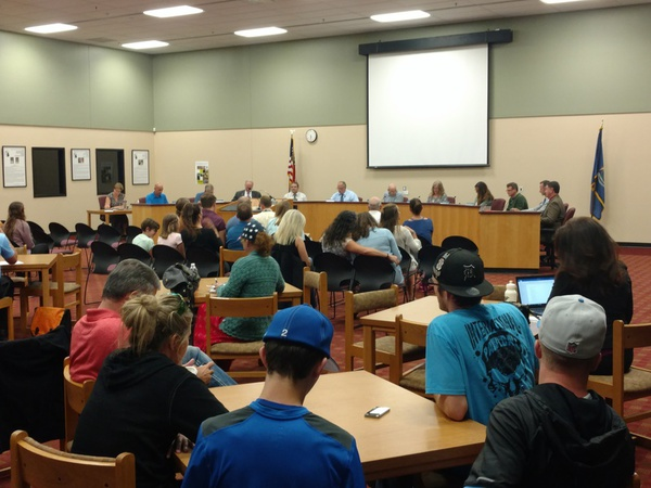 Students & Hartland District Reach Resolution On 9-11 Observation