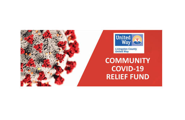 Livingston County United Way Creates COVID-19 Relief Fund