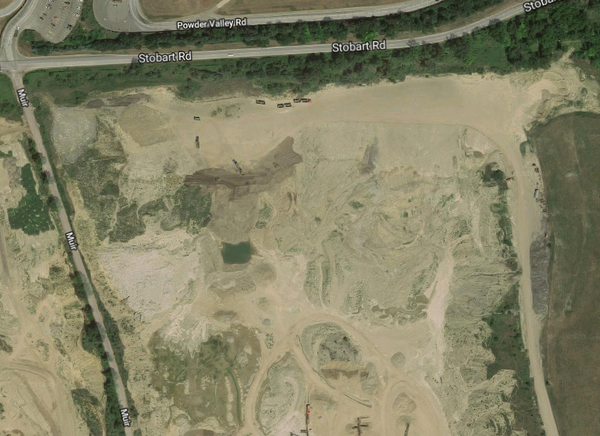 Gravel Pit Owner Seeks Rezoning For 32 Acres In Brighton Township
