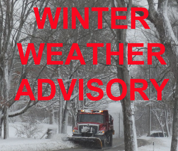 Winter Weather Advisory Prompts Local Snow Emergencies