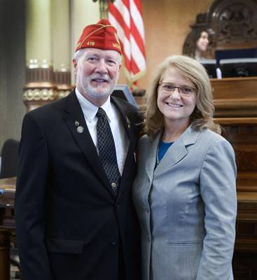 Local Veterans Honored At Senate Event