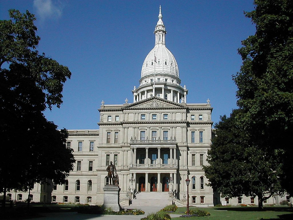 Michigan's Republican-Backed Legislature Votes To Ban Abortion Procedure