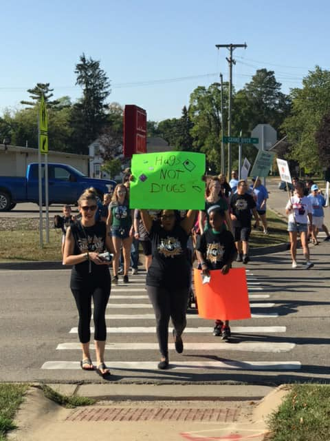 Walk To Celebrate Recovery, Crush Stigma Of Addiction