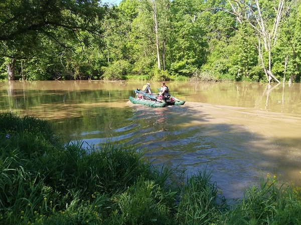 88 Miles Of Shiawassee River Being Documented