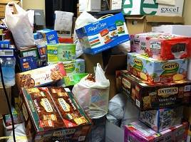 LESA Snack Pack Food Drive Begins Monday