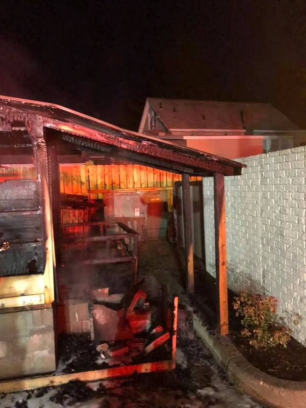 Brewery Loses Smoker In Lyon Township Fire