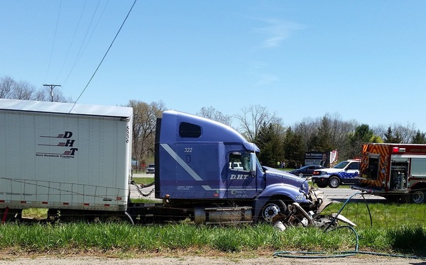 Truck Driver Charged In Fatal US-23 Crash Enters Plea