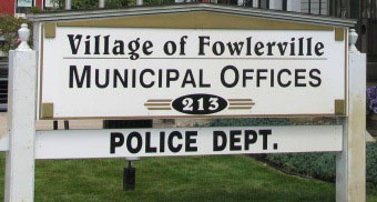 Application Being Accepted For Vacant Seat On Fowlerville Village Council