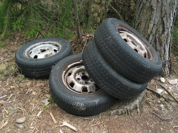 Scrap Tire Collection In July For Livingston County Residents