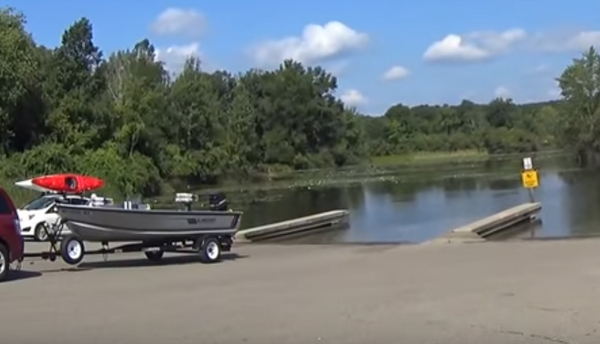 Comments Sought On Plan To Upgrade Kensington Boat Launch