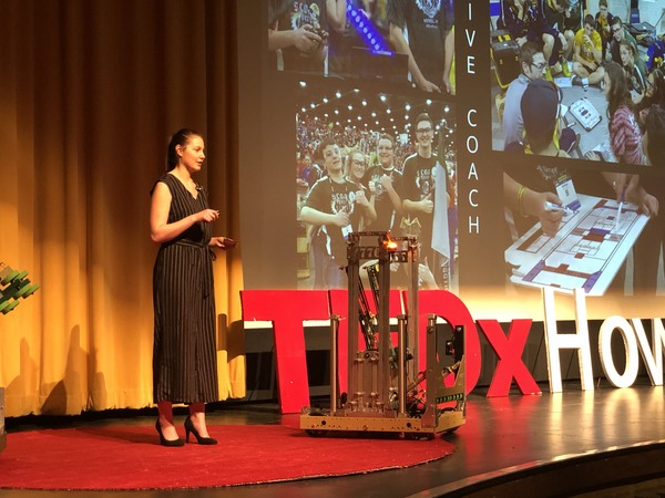 Howell Students Inspire During Second Annual TEDx Event