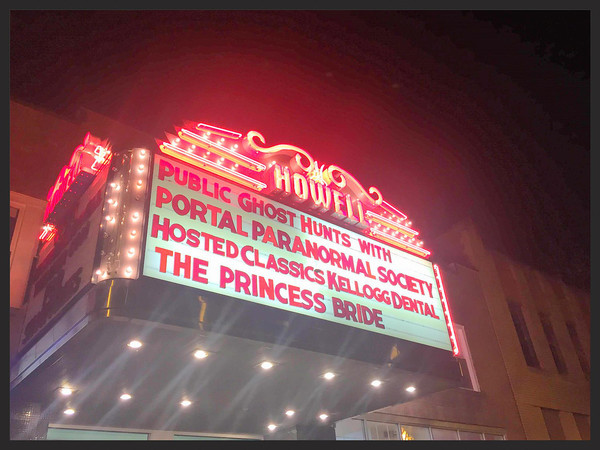 Public Ghost Hunts Return To Historic Howell Theater