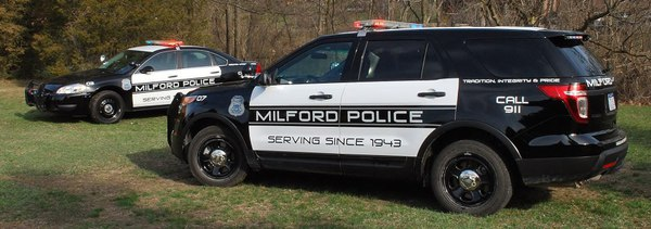 Man Discovers Body In Milford, Police Investigating