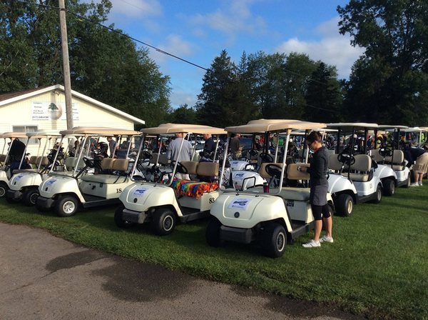 Golf Carts Stolen From Two Local Courses