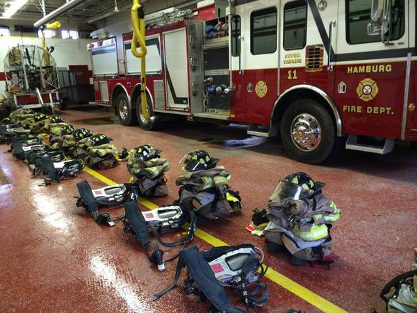 Fire Department Group Equipment Purchase Gets Last Approval Needed