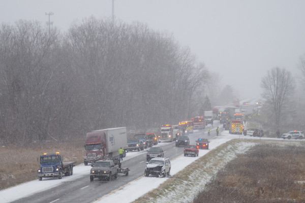 No Charges To Be Filed In Fatal I-96 Pileup