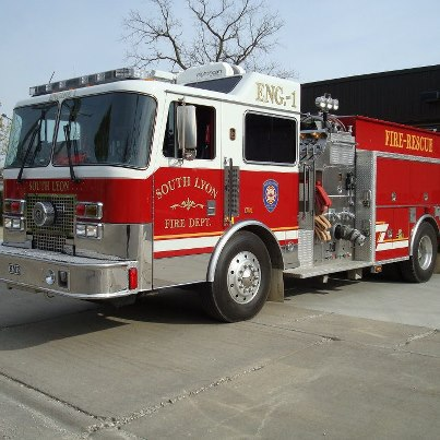 South Lyon Fire Department Gets Improved ISO Rating