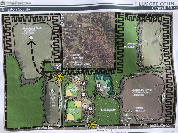 Ground Breaks At Fillmore County Park
