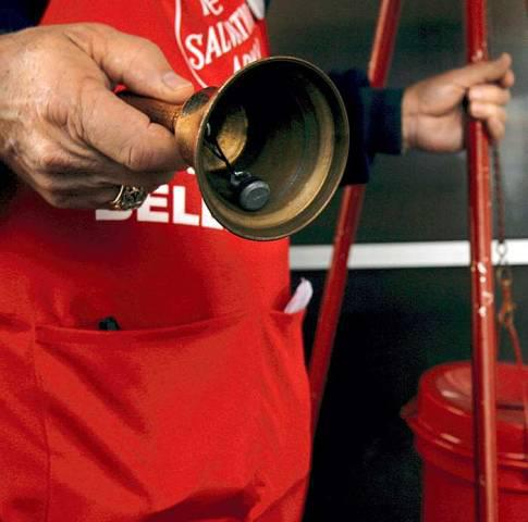 Salvation Army Experiencing Shortage Of Bell Ringers This Season