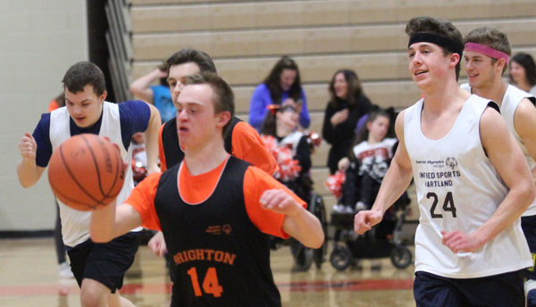 Brighton Unified Basketball Game To Benefit Special Olympics