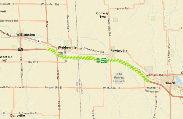 Resurfacing Project Spans Ingham & Livingston Counties