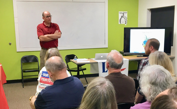 Forum Gives Residents Insight, Overview Of Road Commission