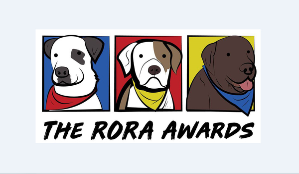 """RORA Awards"" To Benefit Blue Star Service Dogs"