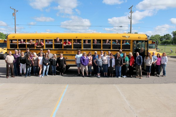 Huron Valley Schools Looking To Hire Bus Drivers