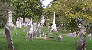 Volunteers Sought For Fall Cemetery Clean-Up In Pinckney