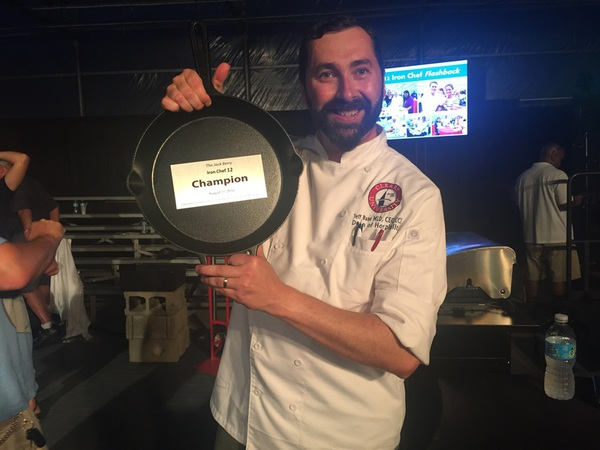 Gleaners Gearing Up For 13th Annual Iron Chef Fundraiser
