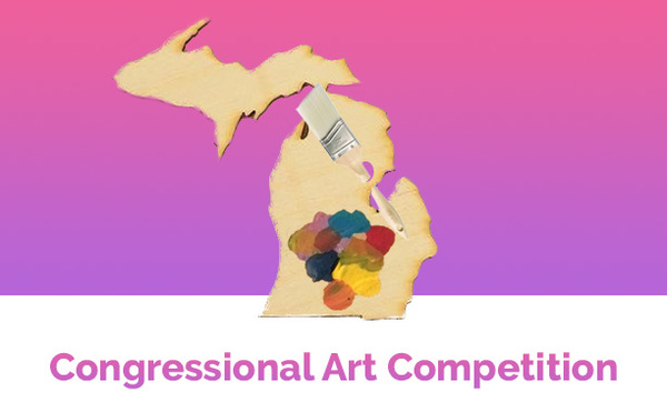 8th District Students Sought For Art Competition