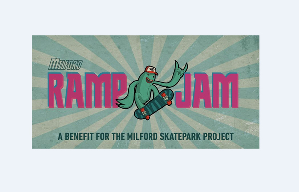"""Ramp Jam"" Event To Benefit Milford Skatepark Project"