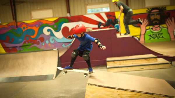 The Naz Skatepark Named One Of The Best In Michigan