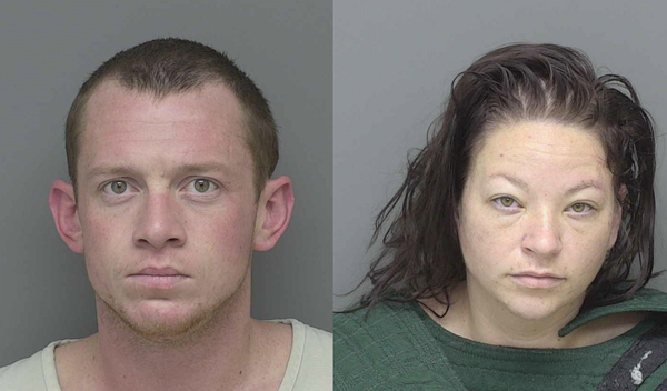 Arraignment Held for Pair That Fled From Police in Stolen Vehicle