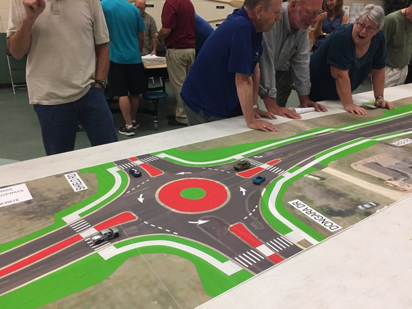 Meeting Next Week For Baker Road Intersections Project