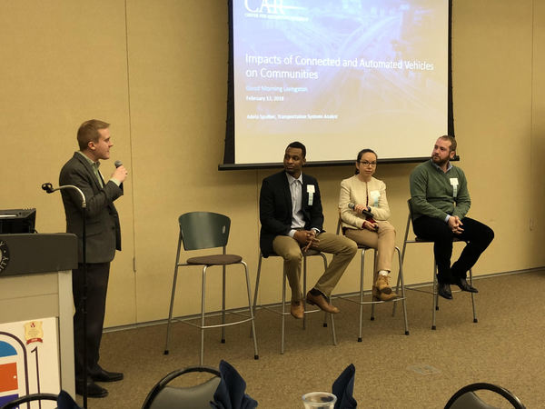 Experts Discuss Barriers & Opportunities To Autonomous Vehicles
