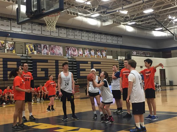 Hartland Unified Basketball Team Brings Inclusion To The Court