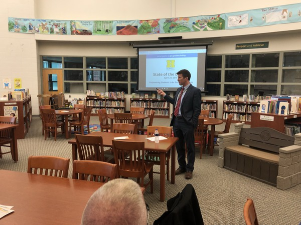 Howell Superintendent Delivers State Of The District Address
