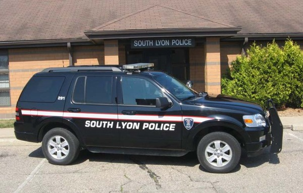 Police Arrest South Lyon Man For Huffing Air Duster While Driving