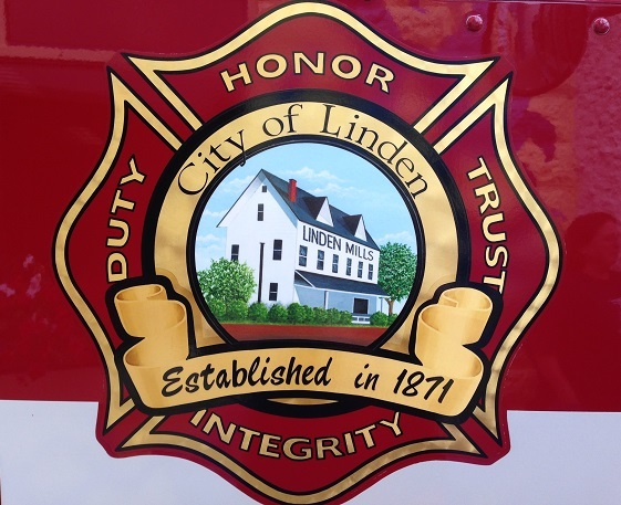 Linden Couple Displaced Following Kitchen Fire
