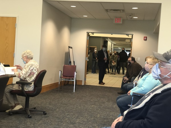 Over-Capacity Attendance Forces Genoa Township To Adjourn Meeting