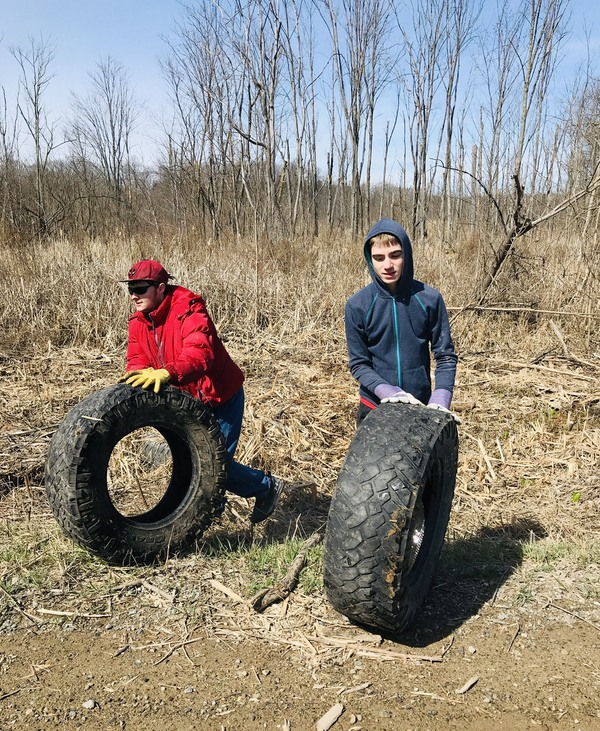 South Lyon Creek Clean-Up Event Saturday