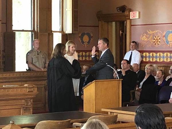 Newest Livingston Judge Officially Sworn In