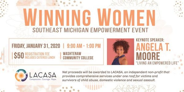 Professional Female Empowerment Event To Benefit LACASA